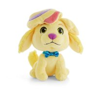 Sunny Day Doodle Plush Best Dog Friend Forever with Blue Bow Tie