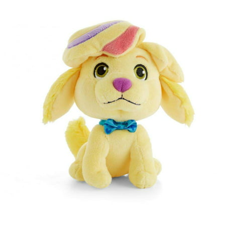 Sunny Day Doodle Plush Best Dog Friend Forever with Blue Bow (Best Friend Max Walking Dog)