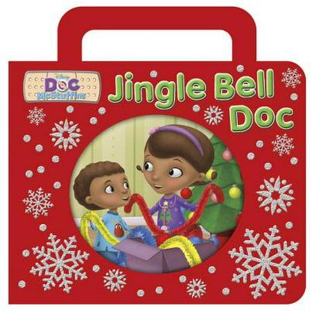 Jingle Bell Doc (Board Book) ()