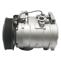 RYC Remanufactured AC Compressor and A/C Clutch GG389 Fits 2003, 2004, 2005, 2006, 2007 Honda Accord 2.4L