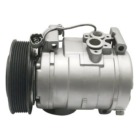 RYC Remanufactured AC Compressor and A/C Clutch GG389 Fits 2003, 2004, 2005, 2006, 2007 Honda Accord (2003 Honda Accord Steering Wheel Controls Not Working)