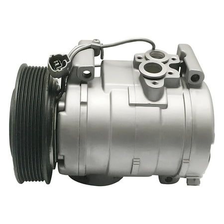 RYC Remanufactured AC Compressor and A/C Clutch GG389 Fits 2003, 2004, 2005, 2006, 2007 Honda Accord 2.4L ()
