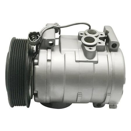 Honda Accord Spec Clutch (RYC Remanufactured AC Compressor and A/C Clutch GG389 Fits 2003, 2004, 2005, 2006, 2007 Honda Accord)