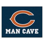 "NFL - Chicago Bears Man Cave All-Star Mat 33.75""x42.5"""
