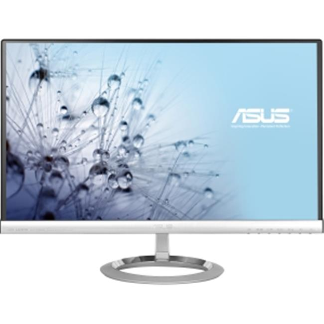 Asus MX239H 23 in. LED LCD Monitor - 16-9 - 5 ms - Adjustable Display Angle - 1920 x 1080 - 16.7 Million Colors - 250 Nit - 80 000 000-1 - Speakers