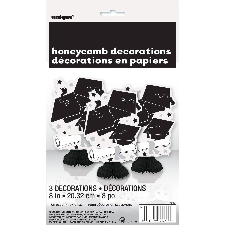 Grad Mini Honeycombs, 3pk