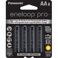 Panasonic eneloop pro AA 8 Pack