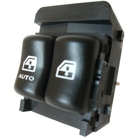 Chevrolet Cavalier Master Power Window Switch 2000-2005 (2 Door) (2000 2001 2002 2003 2004 2005) (electric control panel lock button auto driver passenger door)