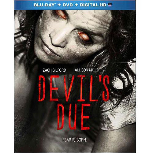 Devil's Due (Blu-ray   DVD   Digital HD) (With INSTAWATCH)