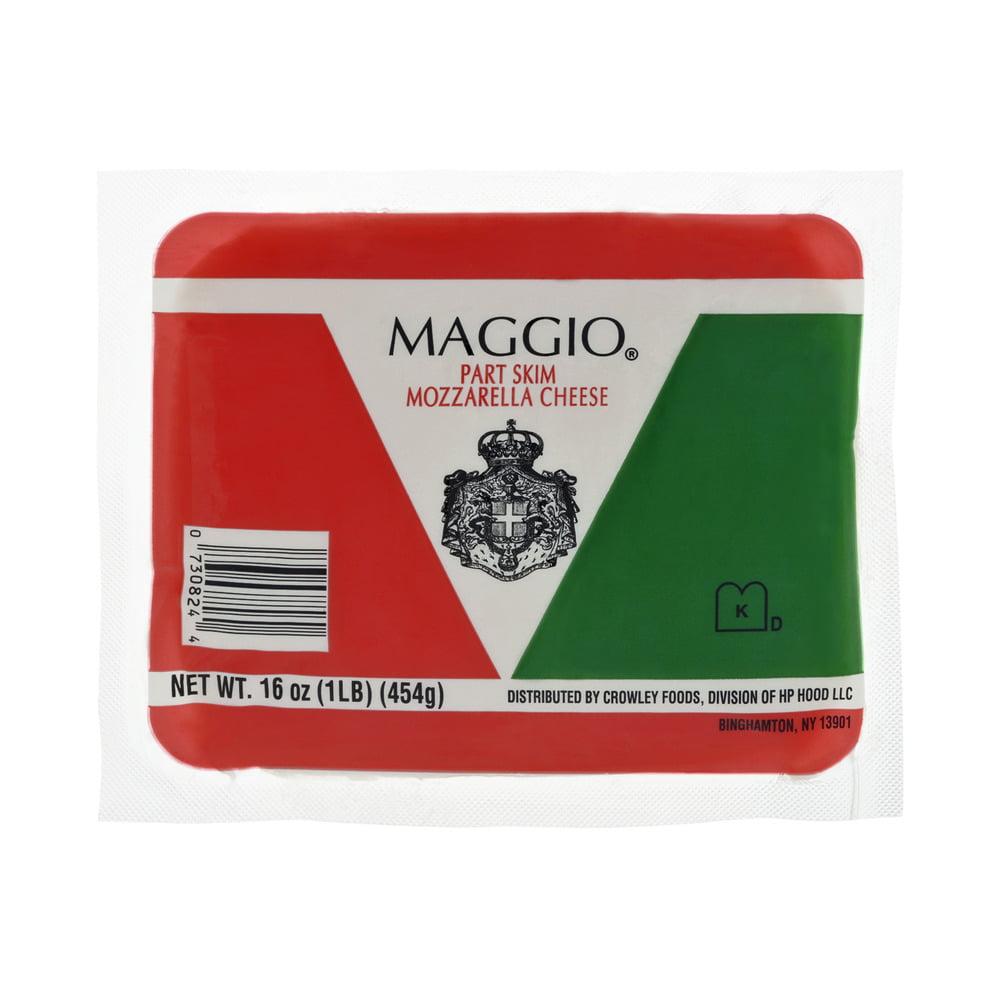 Maggio Part Skim Mozzarella Cheese, 16.0 OZ