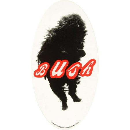 Bush Sticker (But Bush Sticker)