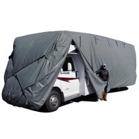 Budge Standard Class C RV Cover, Basic Outdoor Protection for RVs, Multiple Sizes