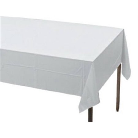 Creative Converting White Paper Tablecloth, each](Paper Table Cloth)
