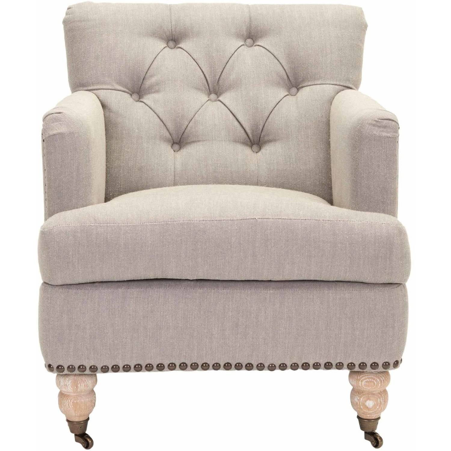 Safavieh Colin Tufted Club Chair Walmart