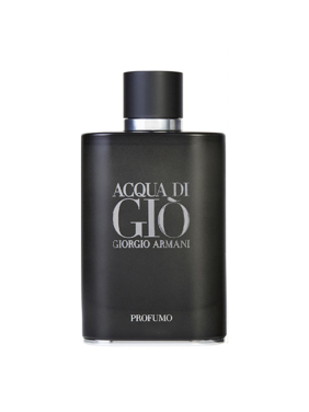 ($98 Value) Giorgio Armani Acqua Di Gio Profumo Eau De Parfum Spray, Cologne for Men, 2.5 Oz