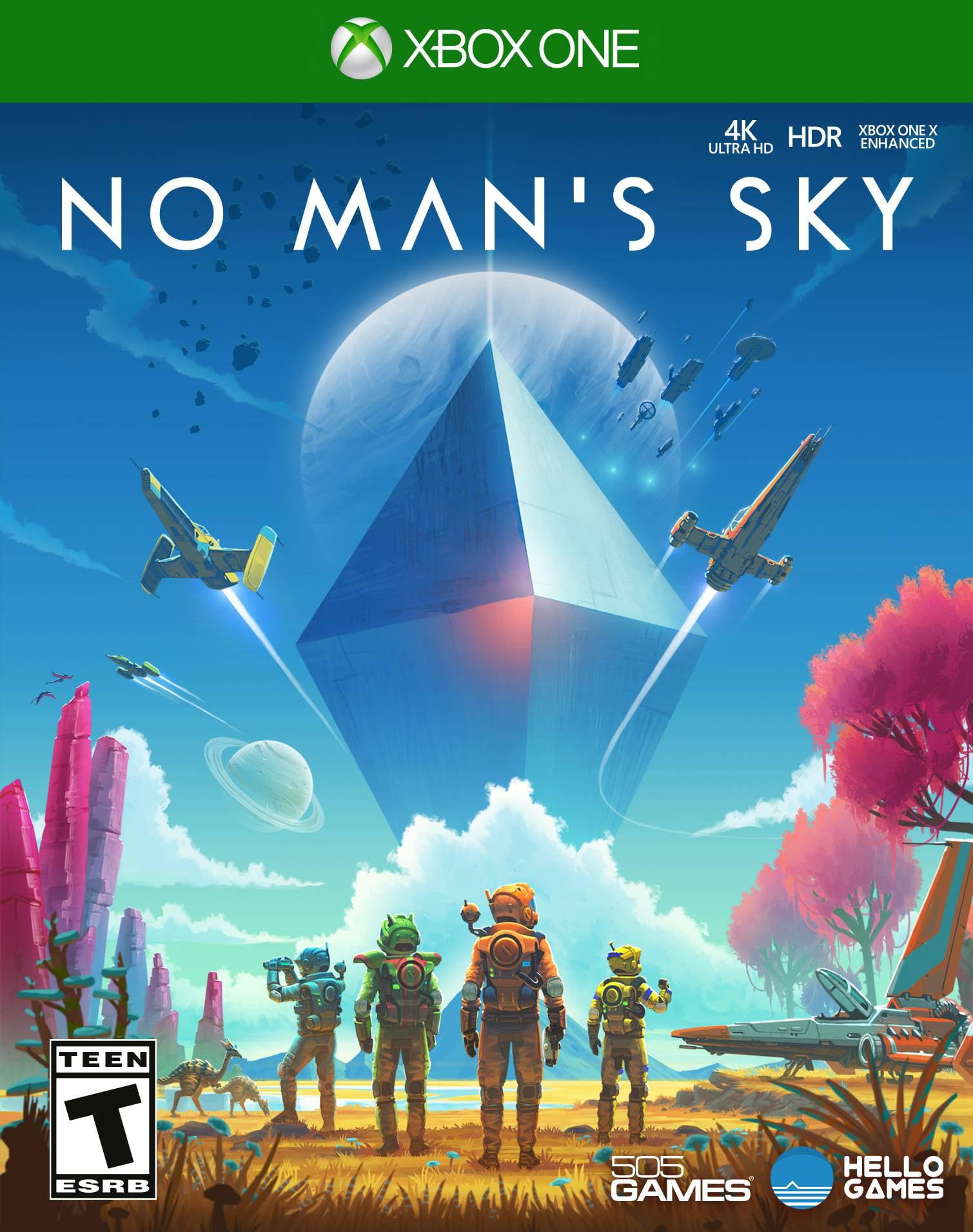 No Man's Sky, 505 Games, Xbox One, 812872018652