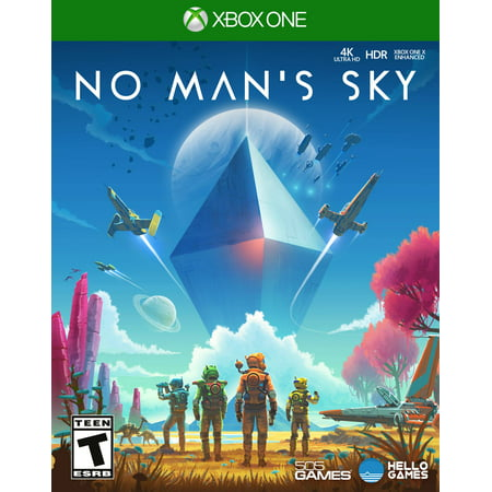 No Man's Sky, 505 Games, Xbox One, 812872018652