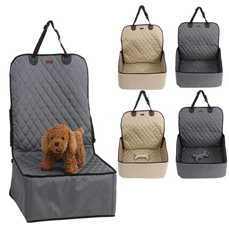 keenso foldable oxford cloth pet car seat protector mat cover pets