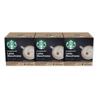 3-Pack Dolce Gusto Starbucks Coffee by Nescafe