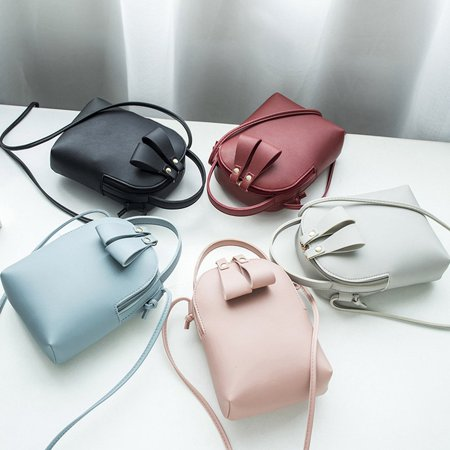 Japan And South Korea Women'S Bag Mini Casual Square Bag Handbag Shoulder - image 2 de 5