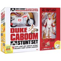 Toy Story Signature Collection Duke Caboom Stunt Set Playset
