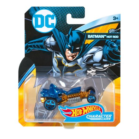 Hot Wheels DC Universe Batman Hot Rod Vehicle by Mattel