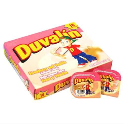 Duvalin Strawberry & Vanilla: 18 Count