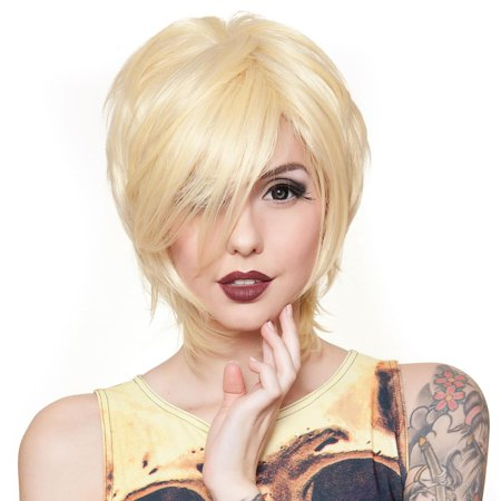 Rockstar Wigs Legend of Zelda Link Light Blonde Cosplay Wig