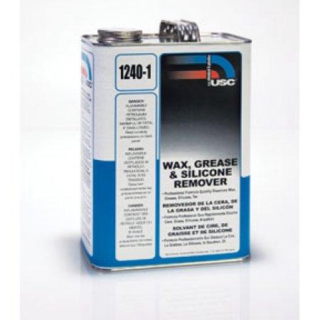 Wax, Grease & Silicone Remover, 1 Gallon