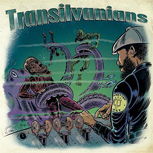 Transilvanians Echo Vibes & Fire [CD] by