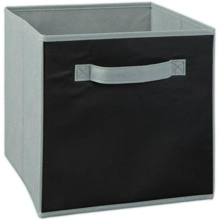 Closetmaid Chalkboard Fabric Drawer  Grey