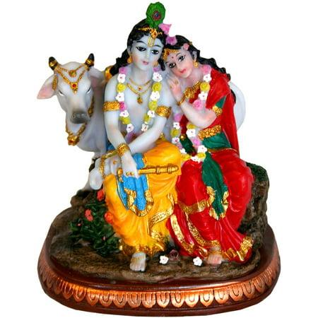 Radha Krishna Statue 6