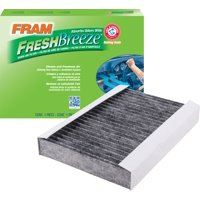 FRAM Fresh Breeze Cabin Air Filter, CF11810