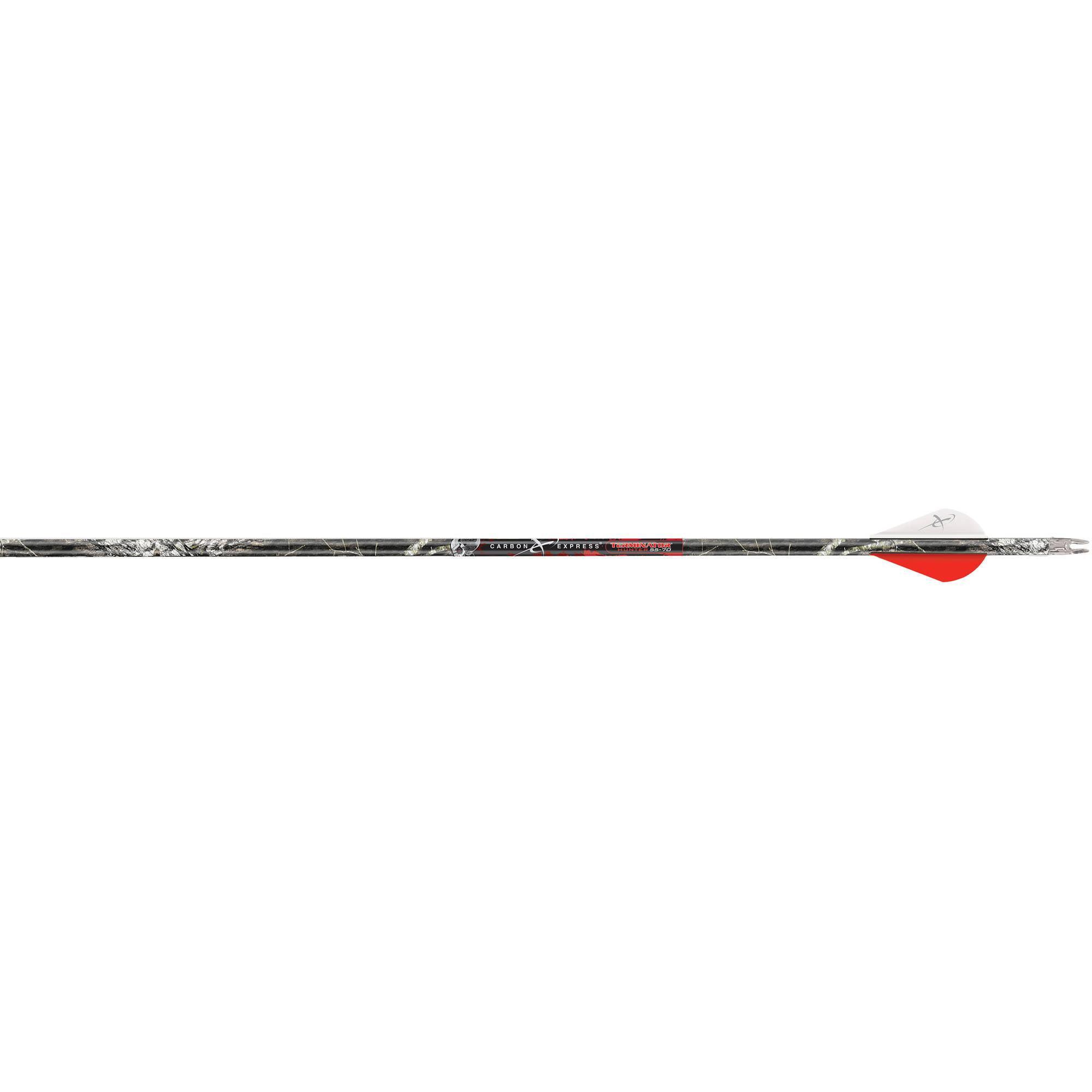 Carbon Express Terminator Hunter 55-70 lb Draw Arrow, 30