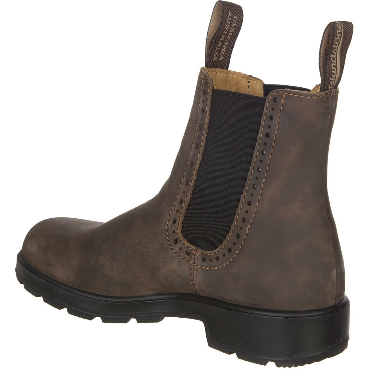 Blundstone Women's 1351 Chelsea Boots, US Rustic Brown, 8.5 B(M) US Boots, - 5.5 AU cb5260
