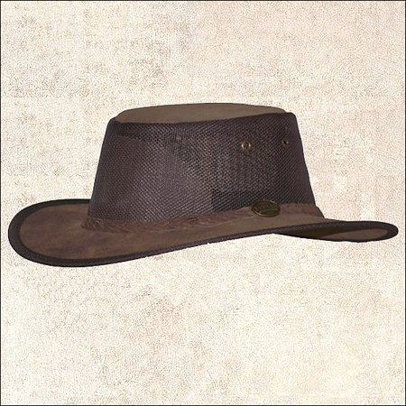 4a31f57a95cbad X LARGE BROWN BARMAH HAT FOLDAWAY SUEDE COOLER SUN PROTECTION LINER MADE IN  USA - Walmart.com