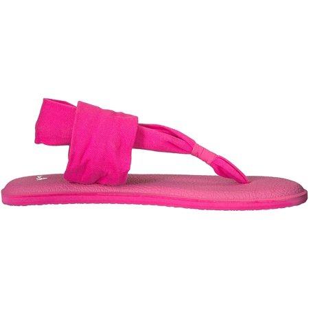 4dd08d42b1d Sanuk Womens yoga sling 2 Open Toe Casual Slingback Sandals - image 1 of 2  ...