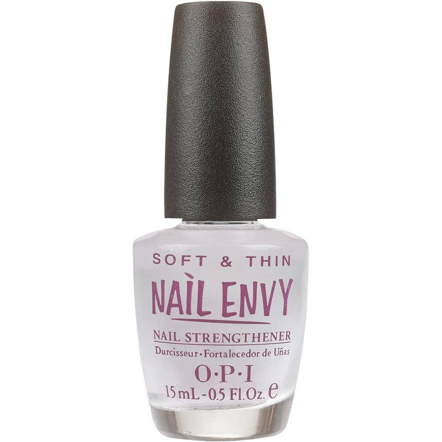 Nicole by OPI Soft & Thin Nail Envy Nail Strengthener, T111, .5 fl oz