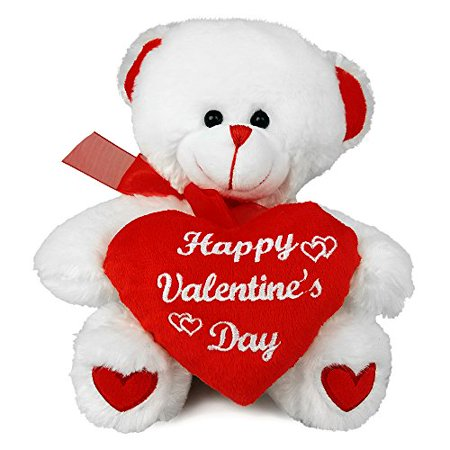 Baby Net For Stuffed Animals, Valentines Day Teddy Bear A Big 10 Inch Size Stuffed Animal A Plush Valentine Gifts For Him Or Her Walmart Canada