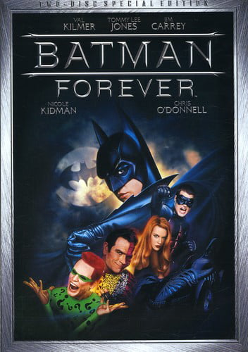 Batman Forever (DVD) by WARNER HOME VIDEO
