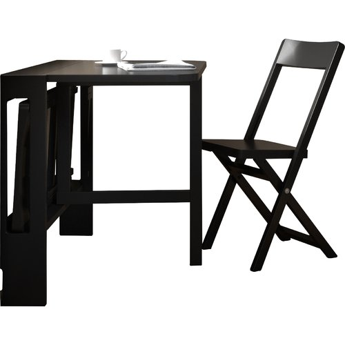 Brayden Studio Ashlock 3 Piece Dining Set