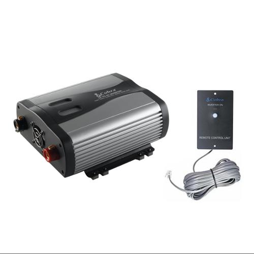 COBRA CPI-1000 1000W DC to AC Power Inverter USB + CPIA20 Remote Control Switch