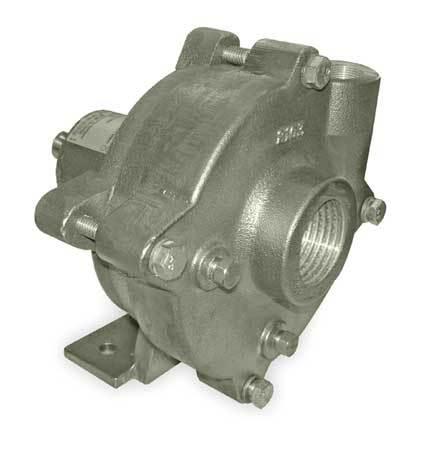 Dayton 2ZWY9 Pedestal Pump, Centrifugal, HP Req. 1/2