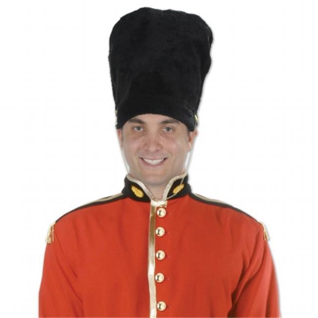 Beistle Company 60029 Royal Guard Bearskin Hat