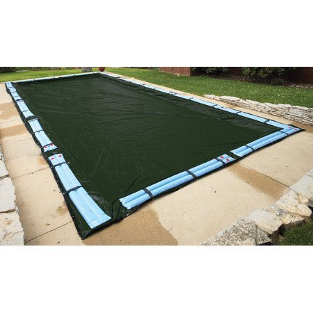 Arctic Armor WC846 12 Year 16'x32' Rectangle In Ground Swimming Pool Winter Covers - image 1 of 4
