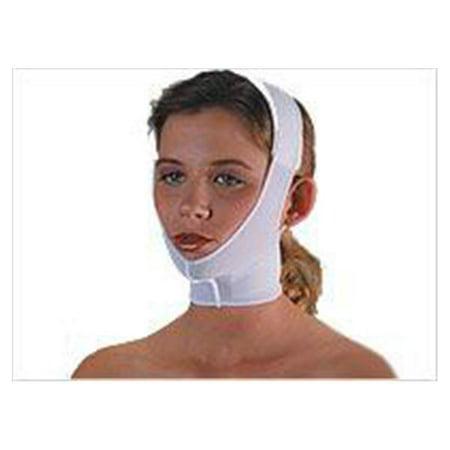 WP000-FB20020 FB20020 FB20020 Garment Compression Facial Spndx Velcro Unv One Sz Blk Ea Frank Stubbs Co