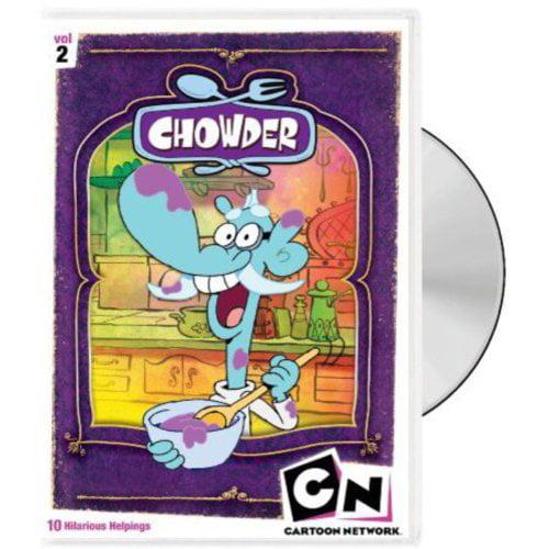 CHOWDER-VOLUME 2 (DVD)