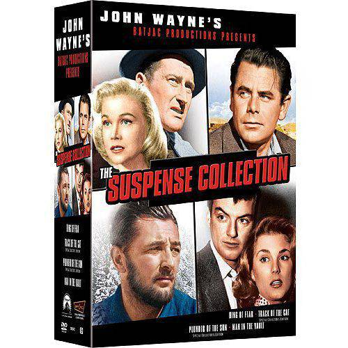 John Wayne Batjac Productions: Suspense Collection (Collector's Edition)