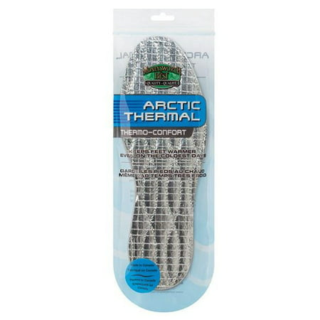 Moneysworth and Best Arctic Thermal Insole - Size M6/7 -