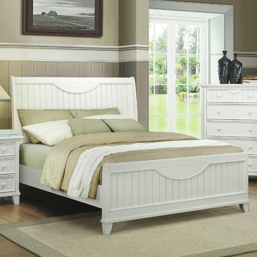 Woodhaven Hill Alyssa Panel Bed